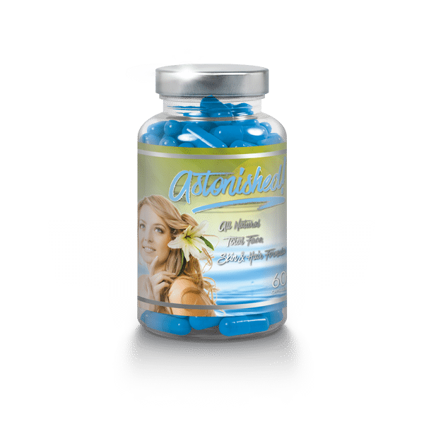 Astonished Hair Skin and Nails Supplement