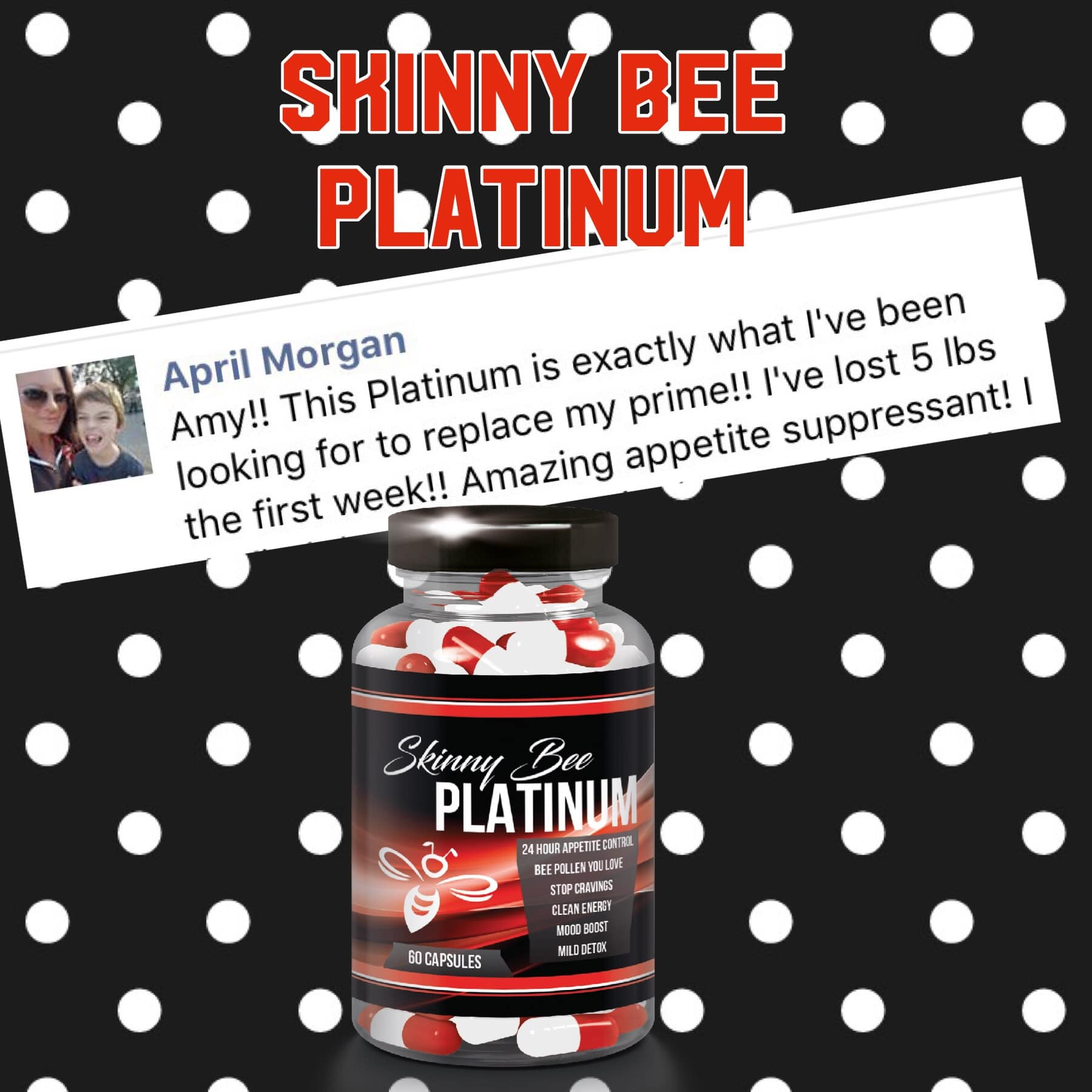 LOSE IT FAST WITH SKINNY BEE PLATINUM