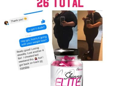 SKINNY ELITE BEFORE AND AFTER