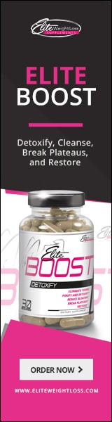 ELITE BOOST DETOXIFY, CLEANSE, BREAK PLATEAUS, RESTORE