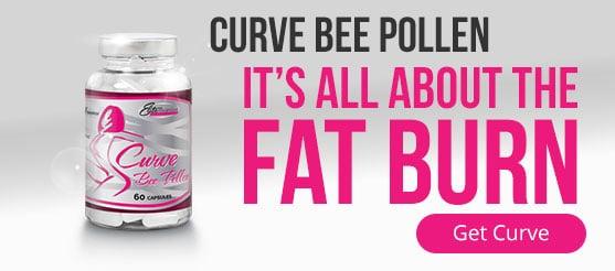 Curve Bee Pollen