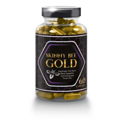 Skinny Bee Gold 1 Bottle