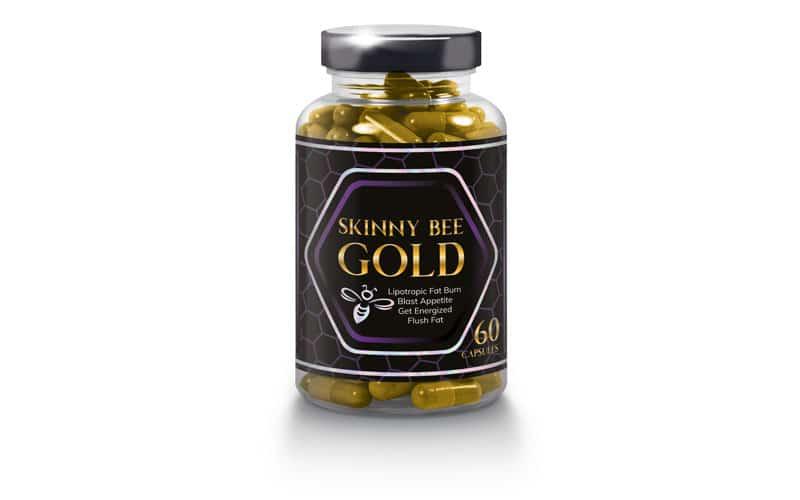 Skinny Bee Gold 1 Bottle