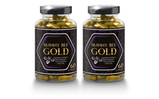 Skinny Bee Gold 2 Bottles