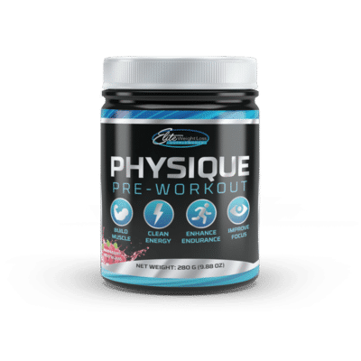 Physique Pre Workout Mix