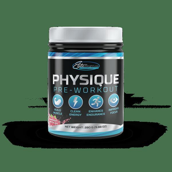 Physique Pre Workout Mix