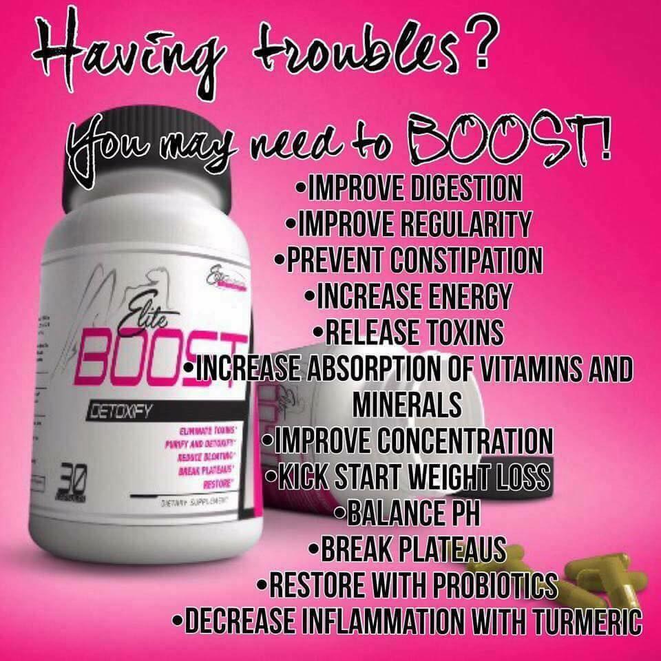 Lose 5 pounds fast With Elite Boost detox cleanse - Elite Weight Loss