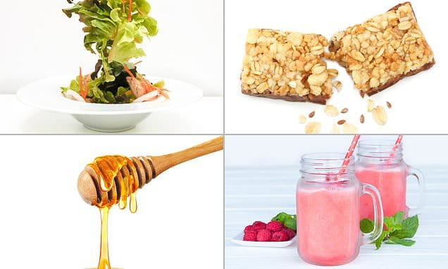 FOODS TO AVOID FOR FASTER WEIGHT LOSS