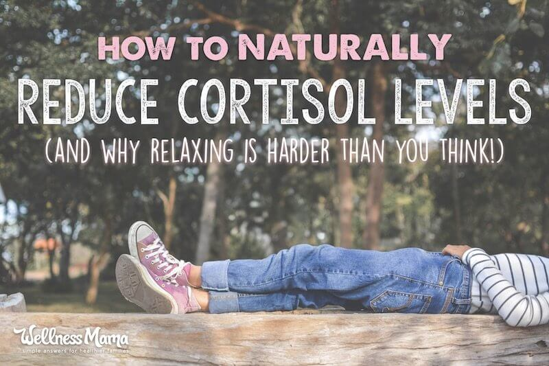 How to control Cortisol with light and food