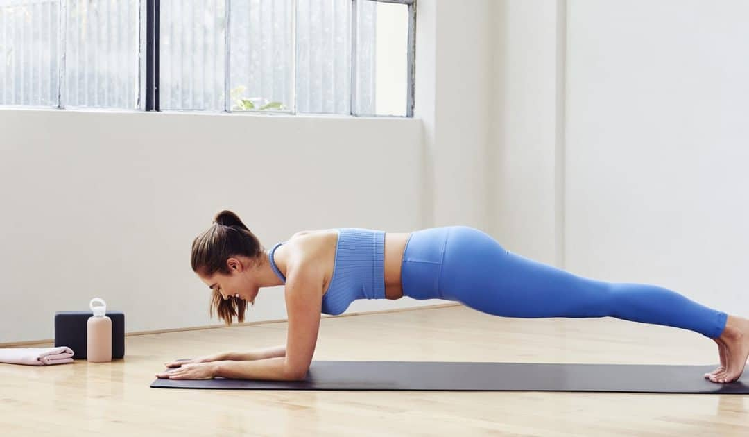 This Ab-Strengthening Plank Workout Is 100% Hard but 100% Good — Here's How to Do It