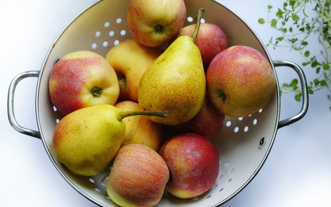 6 health benefits of pears