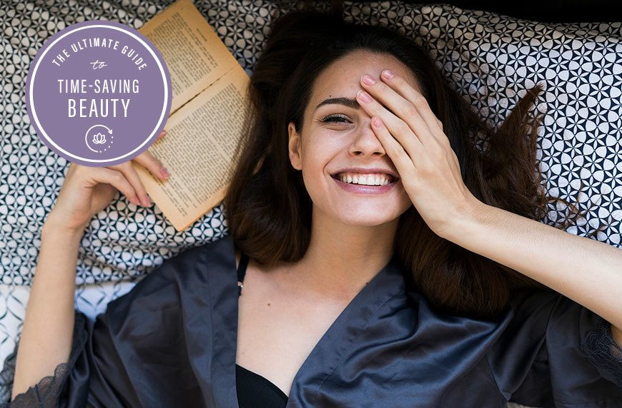 The 5-minute Ayurvedic shower ritual to do for better ZZZs