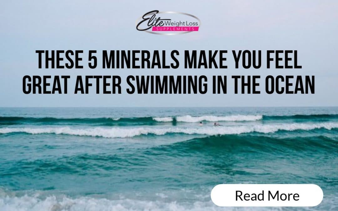 These 5 Minerals Make You Feel Great After Swimming In The Ocean