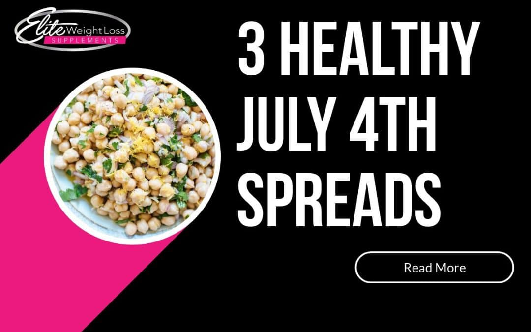 3 healthy food experts share the standout recipes from their July 4th spreads