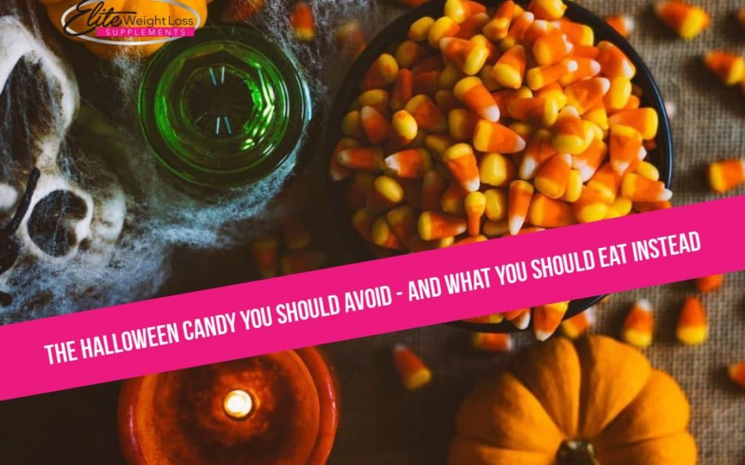 Halloween Candy You Should Avoid—And What You Should Eat Instead