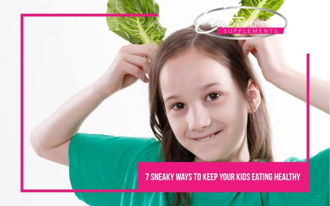 Health and Wellness: 7 sneaky ways to keep your kids eating healthy