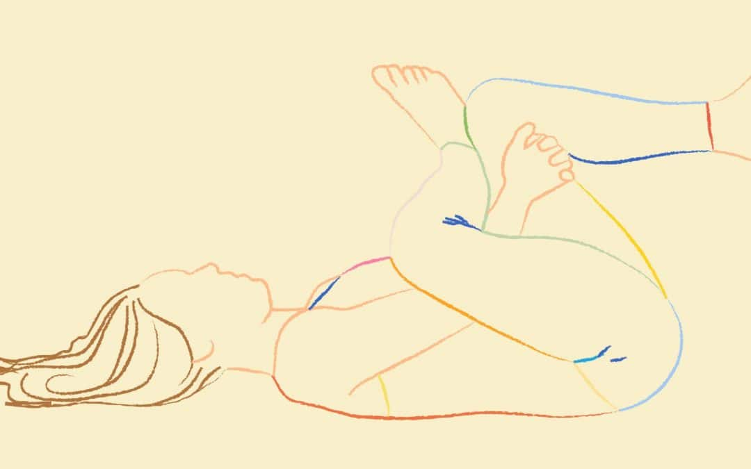 Best stretches for sitting at home behind your computer