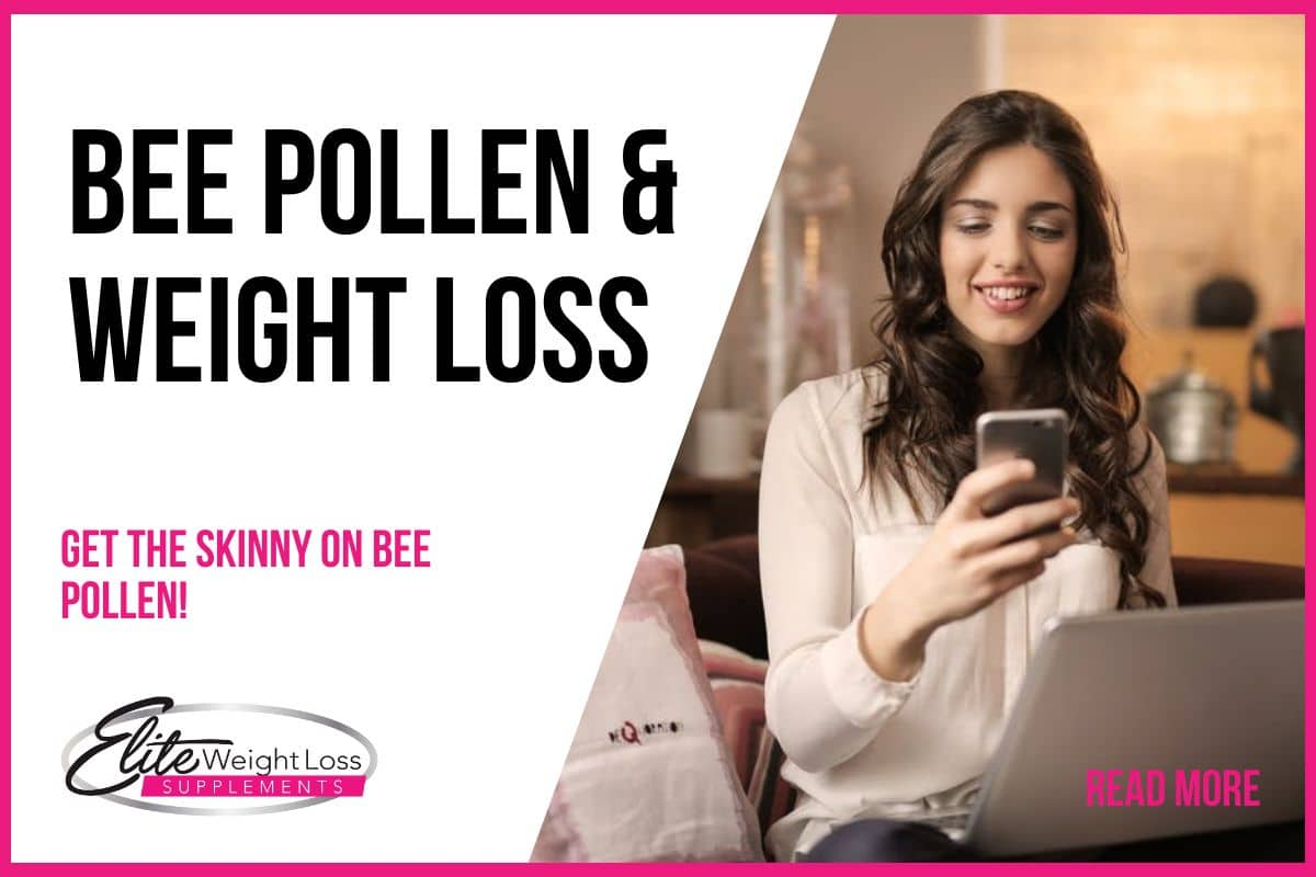 Bee pollen and weight loss
