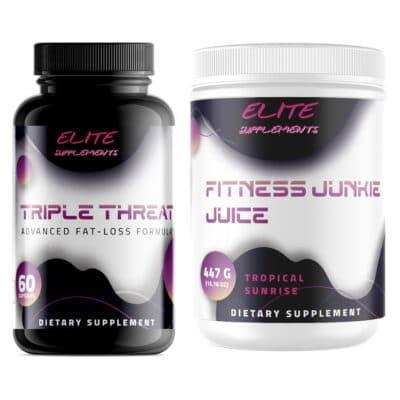 Triple Threat Fitness Junkie Juice Combo